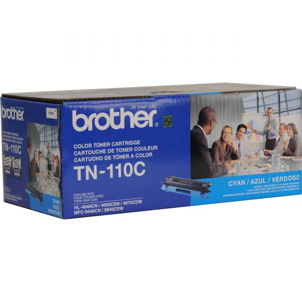 Brother® Toner TN-110 Cyan