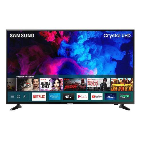 Samsung® Smart TV 43TU7090 43» Crystal Ultra HD 4K WiFi