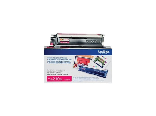 Brother® Toner TN-210 Magenta