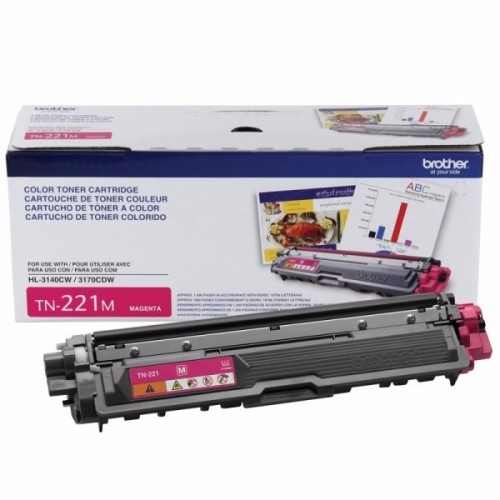 Brother® Toner TN-221 Magenta
