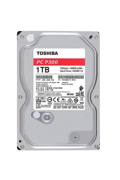 Toshiba® Disco Duro PC 1TB P300