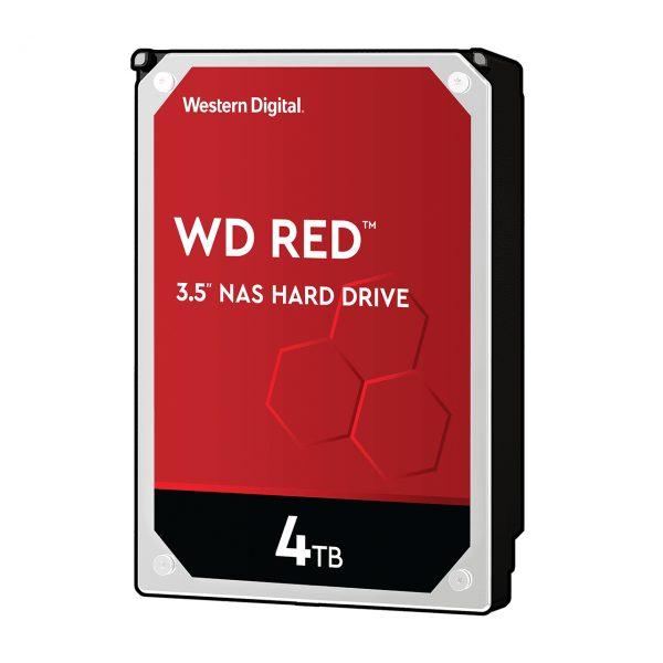 WD® Disco Duro NAS 4TB Red