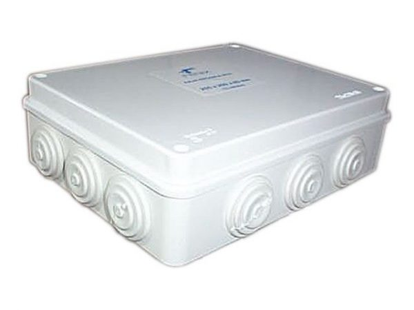 CAJA ESTANCA 300X250X120mm 12SAL IP55  FX.300,250,120,12S FENIX